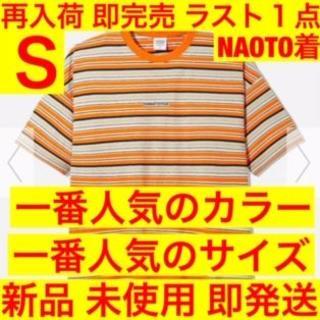 ジーユー(GU)の店頭 ネット 完売 オーバーサイズT 5分袖 GU STUDIO SEVEN 1(Tシャツ/カットソー(半袖/袖なし))