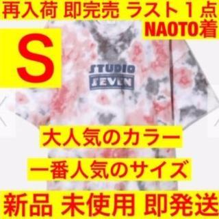ジーユー(GU)の超大型店限定 オーバーサイズT 5分袖 GU STUDIO SEVEN 2+X(Tシャツ/カットソー(半袖/袖なし))