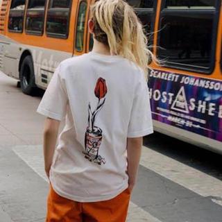 アフターベース(AFTERBASE)のwasted youth×afterbase tee T シャツ ホワイト (Tシャツ/カットソー(半袖/袖なし))
