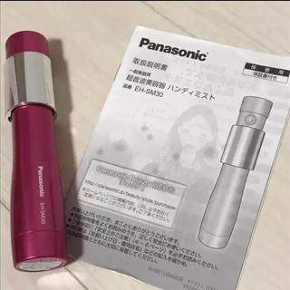パナソニック(Panasonic)の美品 Panasonic ハンディーミスト EH-SM30(その他)