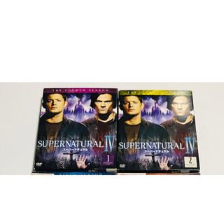 SUPERNATURAL スーパーナチュラル DVD 第4シーズンセット(TVドラマ)