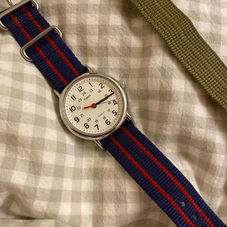 タイメックス(TIMEX)のTIMEX タイメックス 腕時計 ウィークエンダー(腕時計(アナログ))