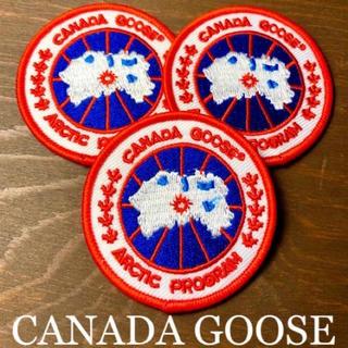 カナダグース(CANADA GOOSE)の🇨🇦 カナダグース ワッペン 2枚 🇨🇦(ダウンジャケット)