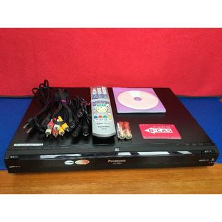 パナソニック(Panasonic)のパナソニック HDD/DVDレコーダー DMR-XW100 W録画  500GB(DVDレコーダー)