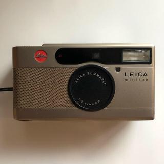 LEICA - Leica Minilux ジャンク