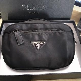 PRADA - PRADA プラダ ウエストバッグ