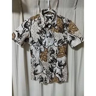 トルネードマート(TORNADO MART)のTORNADOMART 総柄シャツ Lサイズ トルネードマート 派手 お兄系 服(シャツ)