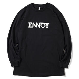 1LDK SELECT - The Ennoy Professional®︎ L/S TEE  BLACK