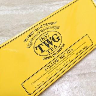 ディーンアンドデルーカ(DEAN & DELUCA)の新品♥TWG 紅茶 シンガポール グリーンティー(茶)