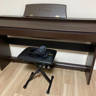 カシオ(CASIO)の【椅子・ヘッドホン付】Privia PX-760 電子ピアノ CASIO カシオ(電子ピアノ)