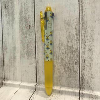 ミニオン(ミニオン)の新品 サンスター ミニオンズ フリクション 3色ボールペン(ペン/マーカー)