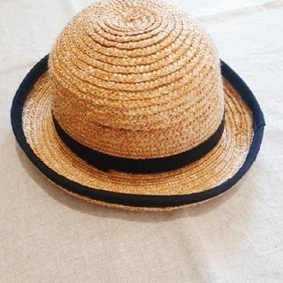 ドアーズ(DOORS / URBAN RESEARCH)のアーバンリサーチ FOLK&SPOON 麦わら帽子 ストローハット(帽子)