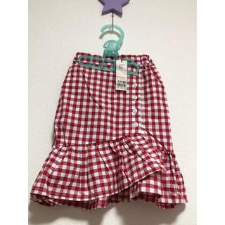 petit main - 新品petitmain110サイズスカート
