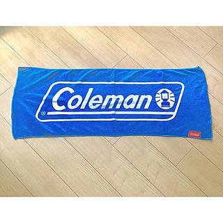コールマン(Coleman)のコールマン ふわふわタオル(タオル/バス用品)