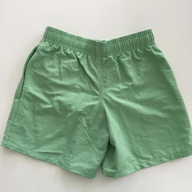 """patagonia(パタゴニア)のパタゴニア Boys' Baggies Shorts-5"""" キッズ/ベビー/マタニティのキッズ服男の子用(90cm~)(パンツ/スパッツ)の商品写真"""