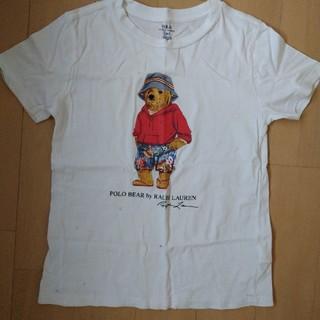 POLO RALPH LAUREN - ラルフローレン 130 tシャツ ポロベア キッズ