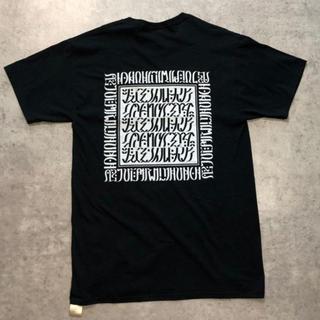 アリシアスタン(ALEXIA STAM)のMACCIU TYPO T (Tシャツ(半袖/袖なし))