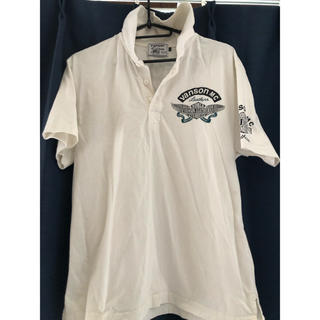 バンソン(VANSON)のバンソン ポロシャツ サイズM(ポロシャツ)