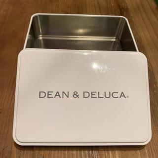ディーンアンドデルーカ(DEAN & DELUCA)の【人気早い者勝ち】DEAN&DELUCA    缶 小物入れ(小物入れ)