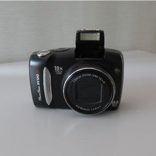 Canon - Canon PowerShot SX120 IS