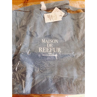 Maison de Reefur - 新品未開封 メゾンドリーファー トート