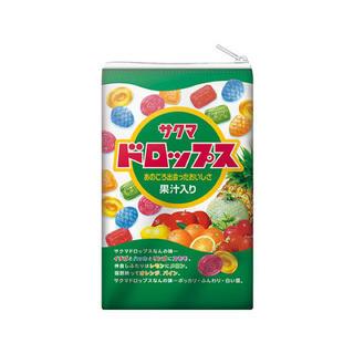バンダイ(BANDAI)の袋入りドロップス(四角)★サクマ製菓キャンディポーチコレクション(ポーチ)