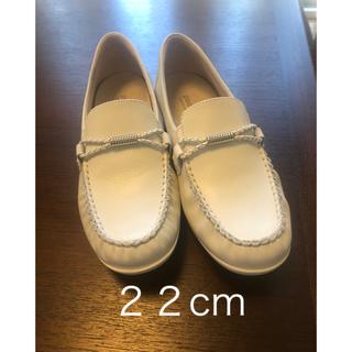 アシックス(asics)のacics walking PEDALA カジュアルシューズ ローファー(ローファー/革靴)