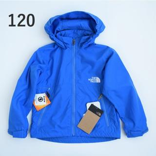 THE NORTH FACE - 新品 THE NORTH FACE キッズ 撥水 コンパクト ジャケット 120