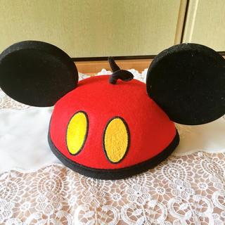 ディズニー(Disney)の香港ディズニー ぼうし(キャラクターグッズ)