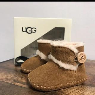 UGG アグ ベビーブーティー 未使用新品 9cm(ブーツ)