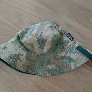 パタゴニア(patagonia)の早い者勝ち!最終値下げ パタゴニア リバーシブル ハット帽子53~54cm (帽子)