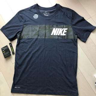 NIKE - 新品★ ナイキ ドライフィット Tシャツ NIKE DRI-FIT