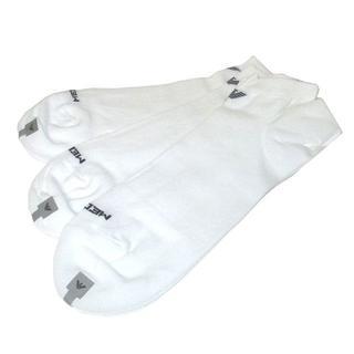 エンポリオアルマーニ(Emporio Armani)の新品 エンポリオ・アルマーニ ソックス ショートタケ M 3本セット ホワイト(ソックス)