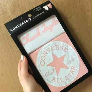 コンバース(CONVERSE)の【新品未使用】コンバース ベビー服 ロンパース セット ギフト(ロンパース)