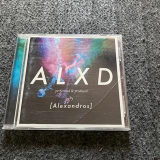 ユニバーサルエンターテインメント(UNIVERSAL ENTERTAINMENT)のALXD アレキサンドロス Alexandros レンタル落ち(ポップス/ロック(邦楽))
