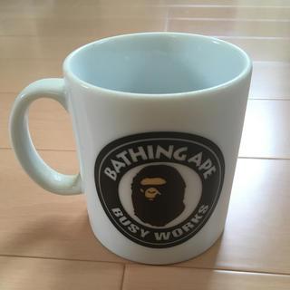 アベイシングエイプ(A BATHING APE)のA BATHING APE×阪神タイガース マグカップ(グラス/カップ)
