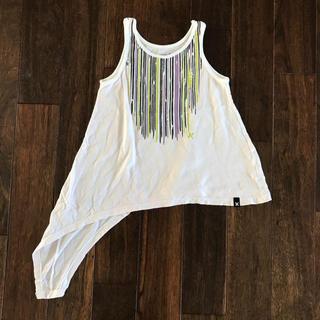 ハーレー(Hurley)のハワイで購入 Hurly Girls タンクトップ サイズ4T(Tシャツ/カットソー)