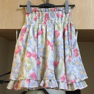 LIZ LISA - さくらんぼスカート 即購入⭕️