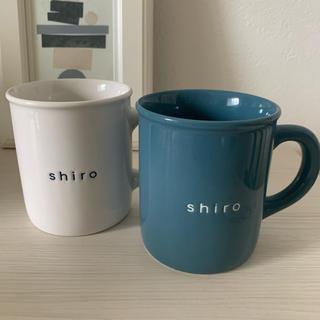 シロ(shiro)のshiro/シロ ペアマグカップ (グラス/カップ)