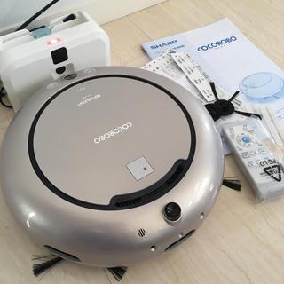 シャープ(SHARP)のココロボ お掃除ロボット 美品(掃除機)