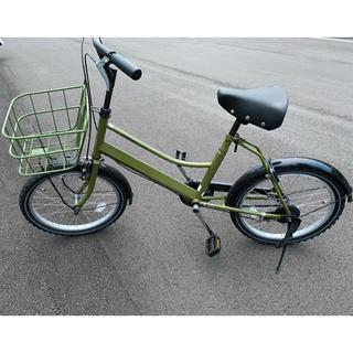 アサヒ(アサヒ)の【おしゃれ】アプレミディ(色:オリーブドラブ) あさひサイクル 自転車(自転車本体)