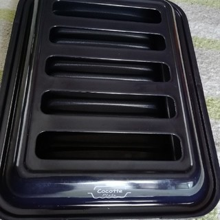 リンナイ(Rinnai)のココットプレート ワイドグリル用(調理道具/製菓道具)