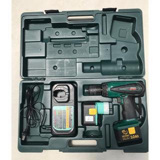 ヒタチ(日立)の日立コードレス振動ドライバドリル DV14DC セット(工具/メンテナンス)