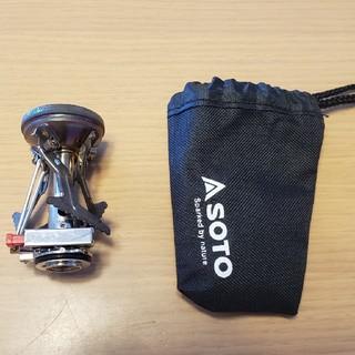 シンフジパートナー(新富士バーナー)のSOTO アミカス SOD-320 [送料込み](調理器具)