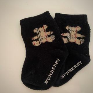 バーバリー(BURBERRY)のBurberry baby靴下(靴下/タイツ)