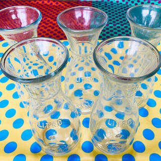ボルミオリロッコ(Bormioli Rocco)の5本セット ボルミオリロッコ ビノデカンタ 1リットル(グラス/カップ)