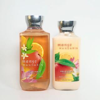 Bath & Body Works - BBW Mango Mandarin 2点セット
