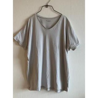 シップス(SHIPS)のシップスデイズスタンダード 薄いグレーTシャツ(Tシャツ(半袖/袖なし))
