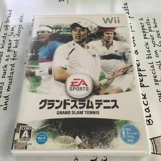 ウィー(Wii)のEA SPORTS グランドスラムテニス Wii(家庭用ゲームソフト)