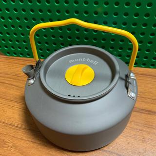 モンベル(mont bell)のアルパインケトル0.9L(調理器具)